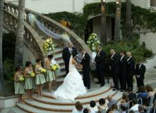 wedding in costa mesa